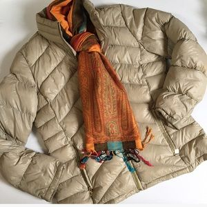 Calvin Klein down filled puffer jacket